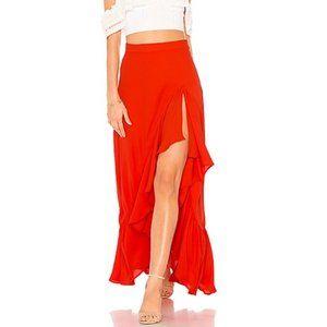 NWT SHOW ME YOUR MUMU Salsa Skirt